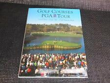 1994 Coffee Table Book GOLF COURSES OF THE PGA TOUR by George Peper Golfing