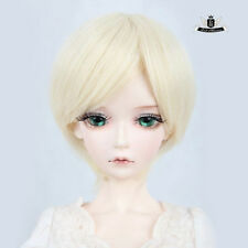 "9-10"" 1/3 BJD Short hair 70cm BJD Wig Dollfie DREAM MID Dollmore DZ LUTS DOD AOD"