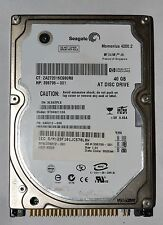 "Seagate Momentus 40GB,Internal,4200 RPM,2.5"" IDE ST9402113A Internal Hard Disk"
