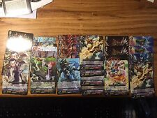 Cardfight! Vanguard 25 Rares SUPERLOT  KR  NM Korean R Lot  VHTF!