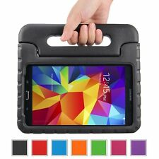 For Various Tablet Child Kids Safe Heavy Duty Shockproof Rubber Case Cover Stand