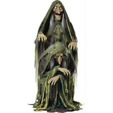 Morris Costumes MR124285 Swamp Hag Rising Animated