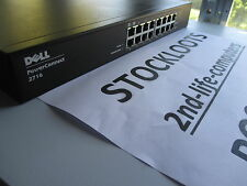 Dell PowerConnect 2716 16-Ports 1 Gbps Gigabit External Switch Managed