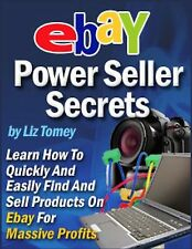 Ebook Ebay Power Seller Secrets PDF w/ Full Resell Rights Free Shipping