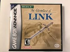 Zelda II The Adventure of Link - GBA - Replacement Case - No Game