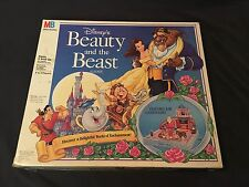 Disneys Beauty & The Beast 3D Board Game Complete VG