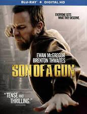 Son of a Gun (Blu-ray Disc, 2015) Ewan McGregor