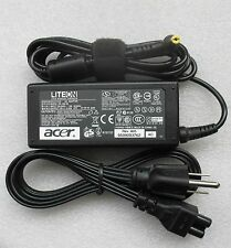 Original Genuine Acer Extensa 5220-2090 AC Power Adapter Supply Cord/Charger 65W