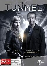 THE TUNNEL: SERIES 1 (2013) Excellent condition (3 DVD's)