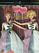 2006 I LOVE LUCY Barbie -  Lucy & Ethel Buy The Same Dress