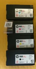 Ink Cartridges HP 950 CN049S, 951 CN050S CN051S CN052S, SETUP Cartridges, 1 Set