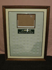 AMERICA THE BEAUTIFUL NATIONAL PARKS COIN FRAMED WALL DISPLAY HOLDER
