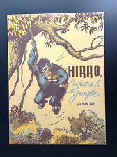 Hirro L'enfant de la jungle Par Jean Ray
