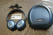 Bose quietcomfort 15 ohrbedeckend auriculares qc15 Limited Edition azul