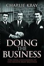 Doing the Business by Charlie Kray - New Book (The Krays)