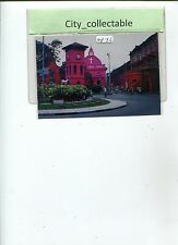 MP186 # MALAYSIA MINT PICTURE POST CARD * CHRIST CHURCH, MELAKA