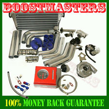 T3/T4 Turbo Kits & Intercooler Kits for 2004 - 2007 Mazda RX8 14PCs