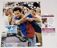 DANE COOK AUTOGRAPHED 8X10 COLOR PHOTO (Employee Of the Month) - JSA COA!