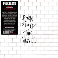Pink Floyd THE WALL 11th Album 180g REMASTERED Gatefold NEW SEALED VINYL 2 LP