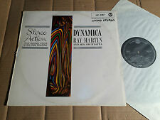 RAY MARTIN AND HIS ORCHESTRA - DYNAMICA - LP - LSP-2287 - GERMANY