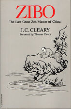 Zibo : The Last Great Zen Master of China (1989, Paperback) Buddhism Buddha