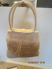 SAILOR'S KNOT, MACRAME TIED, HAND MADE, PURSE