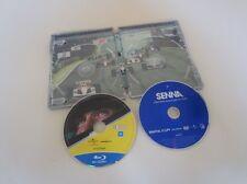 Senna (2010) - Rare JB Hi-Fi Exclusive. Blu-Ray/Dvd Steelbook Region B