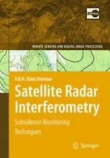 Remote Sensing and Digital Image Processing Ser.: Satellite Radar...