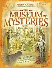 The Museum Of Mysteries (Math Quest)-ExLibrary