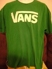 MENS XL-VANS off the Wall T-SHIRT  SKATE- VANS-DC-DIAMOND-SUPREME-ETNIES