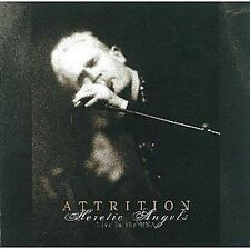 Attrition Heretic Angels Live In The USA 1999 CD NEW SEALED