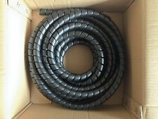 "20 Metre Roll Of 1/4"" Hydraulic Pressure Washer Hose Spiral Guard Protector 20M"