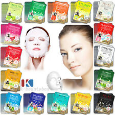 42 PCS Best Essence Facial Mask Sheet, Moisture Face Mask Pack Skin Care Lots