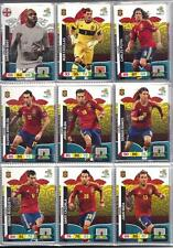 SERGIO RAMOS SPAIN PANINI ADRENALYN XL FOOTBALL UEFA EURO 2012 NO#