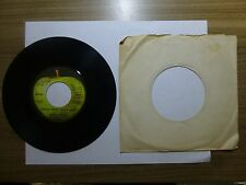 Old 45 RPM Record - Apple 1855 - Mary Hopkin - Knock Knock Who's There / Interna