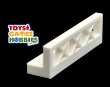 *NEW* LEGO White Fence 1x4x1 Garden Farm Yard House City lattice Construction