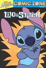 Disney's Lilo & Stitch (Disney Adventures Comic Zone, Vol. 1) by Disney Book Gr
