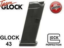 Glock 43 9mm  6 Round Factory Magazine / Clip 9 - Best Price Gurantee