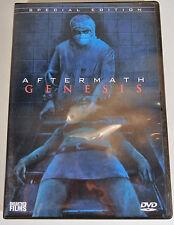 AFTERMATH Genesis 1994 (DVD) Extreme Brutal Intense Disturbing Horror RARE OOP