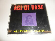 CD  Ace Of Base  ‎– All That She Wants