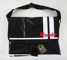 VINTAGE MAMBO CYCLE COURIER BAG 1996 FROM THE CREATORS OF MAMBO LOUD SHIRTS RED