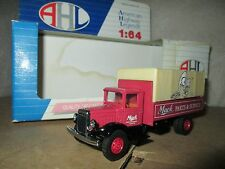 MACK PART SERVICE Mack BM AHL delivery truck American Highway Legend 1/64 Hartoy