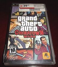 Grand Theft Auto: Chinatown Wars  (Sony PSP, 2009)  [NTSC-C BLACK LABEL EDITION]