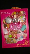 Our Generation RV Seeing You Camper Accessory Food fits American Girl 18 Camping