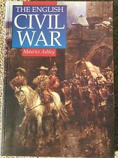 NEW English Civil War Concise History Maurice Ashley Oliver Cromwell, Charles I