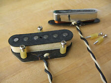 Dawgtown USA Custom AlNiCo 5/2 Scatter Hand Wound Pickups For Telecaster RW/RP