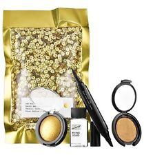 LOT ** PAT MCGRATH LABS Metalmorphosis 005 GOLD KIT with EYELINER + Sephora Bag