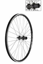 "26"" WTB FX23 Black Rear Wheel / Shimano TX800 Hub 8 9 10 Speed/DT Spoke MTB Bike"
