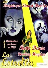 THE STAR (1952)   **Dvd R2** Bette Davis, Sterling Hayden, Natalie Wood,