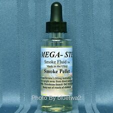 SMOKE PELLET Smoke Fluid For Lionel MTH G Scale CSX Steam Diesel Post War Engine